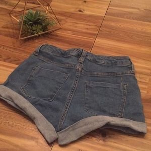 Mossimo Supply Co. Shorts - High waisted denim shorts